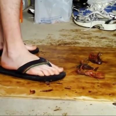 Shawn Flip Flop Craw Floor