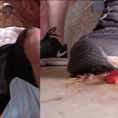 Scott Craw Nike 3