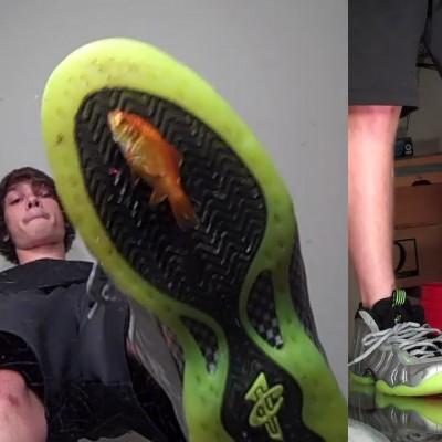 Kyle Fish Sliver Foams Orig. UG PIP Part 2